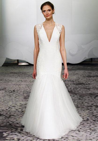 lace-chiffon-gown