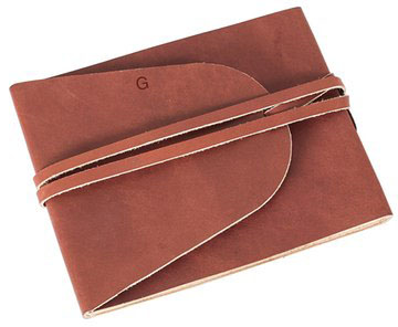 monogram-leather-guest-book