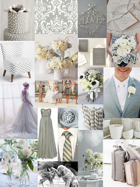 classic-gray-&-white-wedding-color