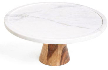 Nordstorm Marble Cake Stand