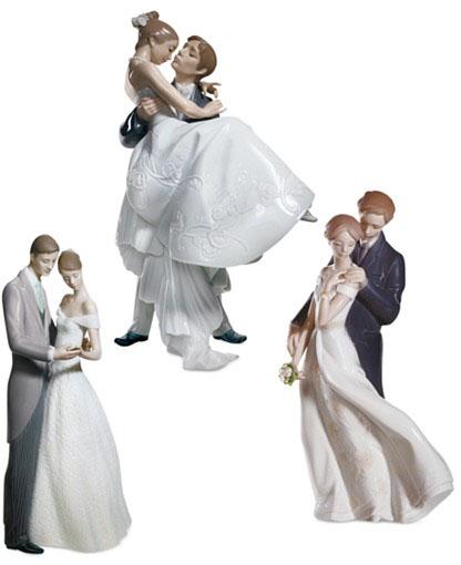 Macys Wedding Figures