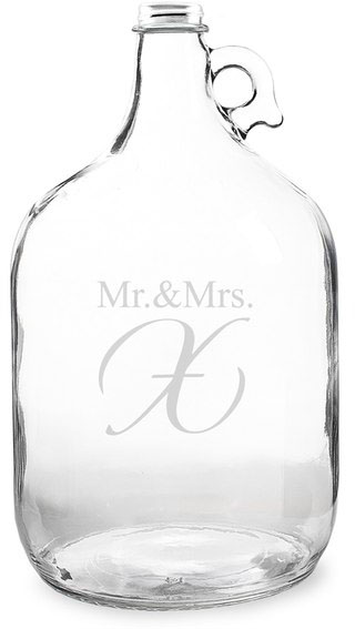 Nordstrom 'Mr. and Mrs. – Wedding Wishes in a Bottle' Guest Book