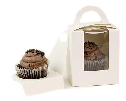 Amazon Single Cupcake in Its Own Box
