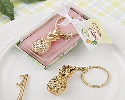 Amazon Pineapple Keychain