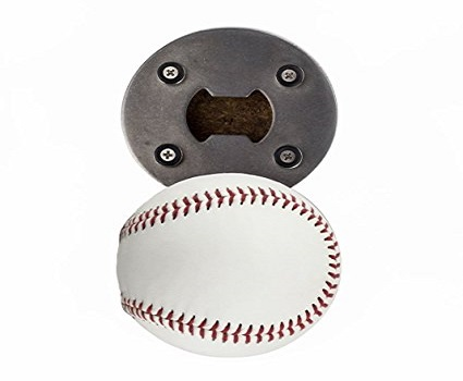 Amazon Baseball Bottle Opener