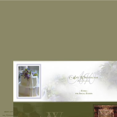 Anne Events wedding vendor preview