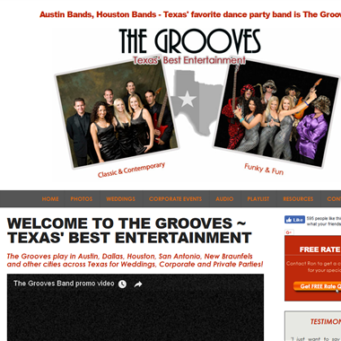 The Grooves wedding vendor preview