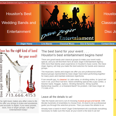 Zeger Music wedding vendor preview