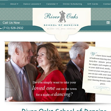 River Oaks Dancing wedding vendor preview