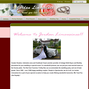 Jordan Limos wedding vendor preview