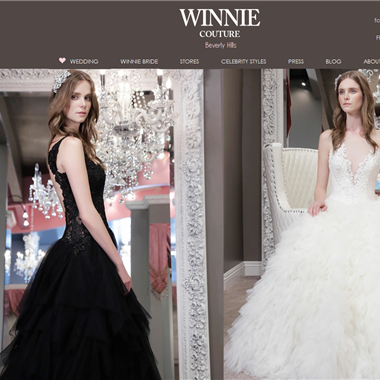 Winnie Couture wedding vendor preview