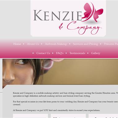 Kenzie and Company wedding vendor preview