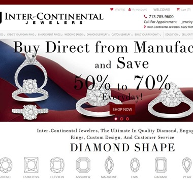 Inter-Continental Jewelers wedding vendor preview