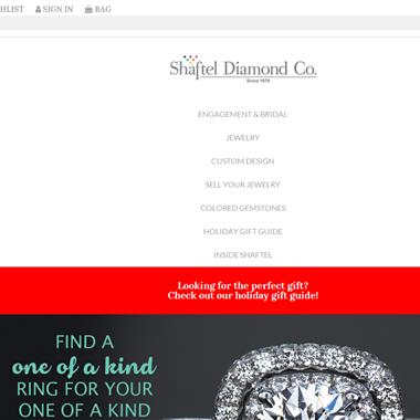 Shaftel Diamond Co. wedding vendor preview