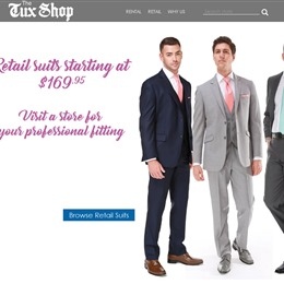 The Tux Shop photo