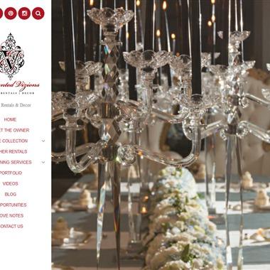 Enchanted Vizions wedding vendor preview