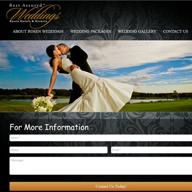 Rosen Weddings wedding vendor preview