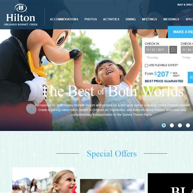 Hilton Bonnet Creek wedding vendor preview
