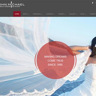 John Michael Events wedding vendor preview