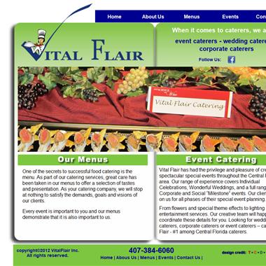 Vital Flair wedding vendor preview