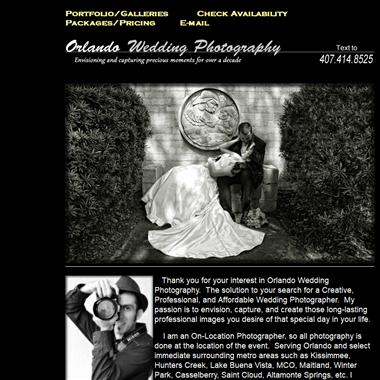 Orlando Wedding Photography wedding vendor preview