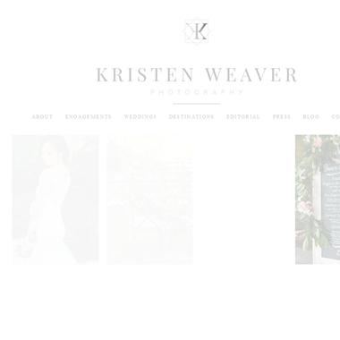 Kristen Weaver wedding vendor preview