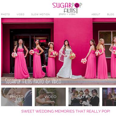 SugarPop Films wedding vendor preview