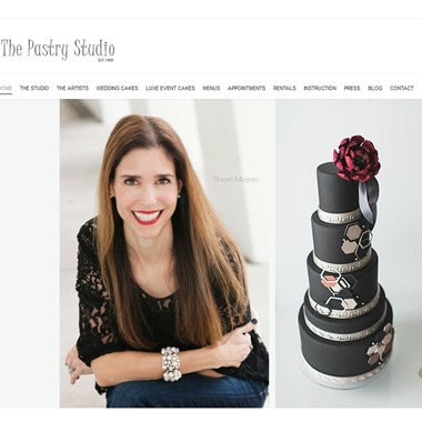 The Pastry Studio wedding vendor preview