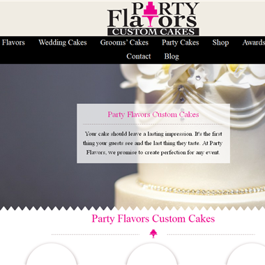 Orlando Custom Cakes wedding vendor preview