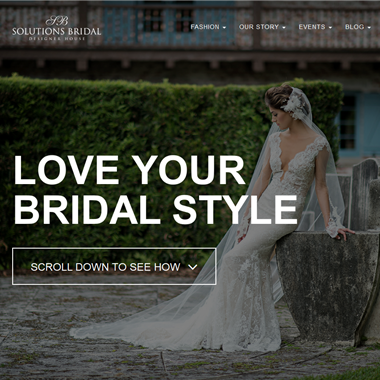 Solutions Bridal wedding vendor preview