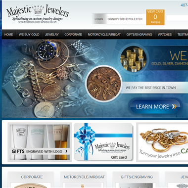 Majestic Jewelers wedding vendor preview
