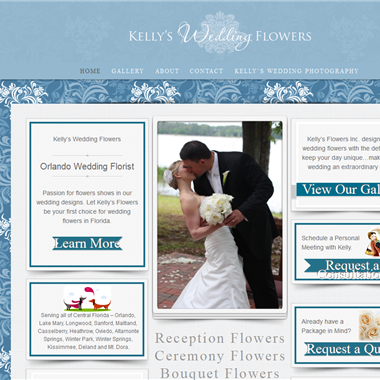 Kelly's Wedding Flowers wedding vendor preview