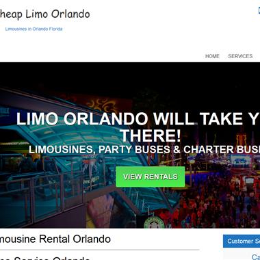 Cheap Limo Orlando wedding vendor preview