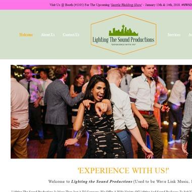 Wave Link Music wedding vendor preview
