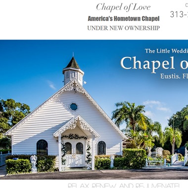 Chapel of Love Fl wedding vendor preview