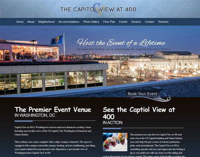 Capitol View at 400 wedding vendor photo