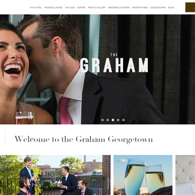 The Graham Georgetown wedding vendor preview