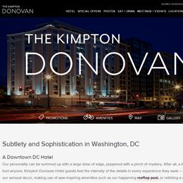 Donovan Hotel DC photo