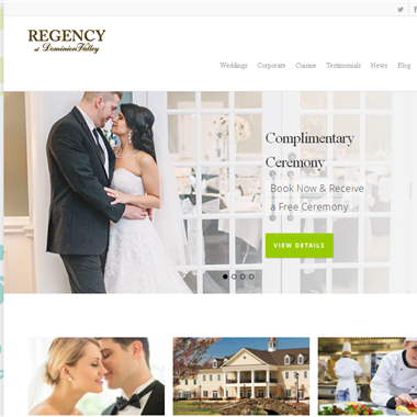 Events at Regency wedding vendor preview