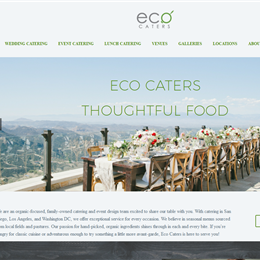 Eco Caters photo