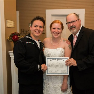 Rev. Ray Van Winkle & Associates wedding vendor preview