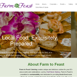 Farm to Feast Catering photo