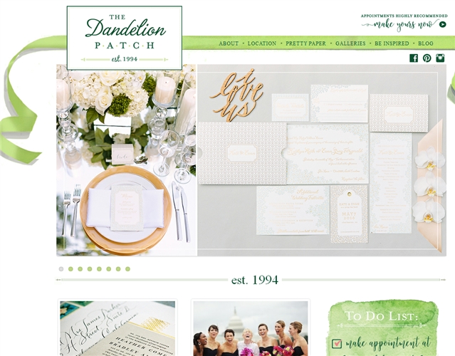 The Dandelion Patch wedding vendor photo