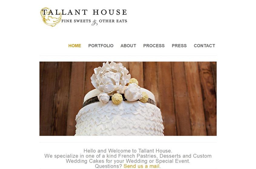 Tallant House wedding vendor photo