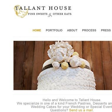 Tallant House wedding vendor preview
