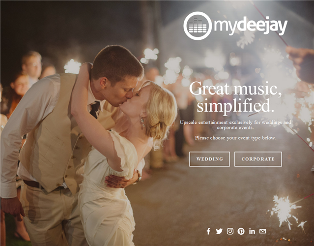 MyDeejay wedding vendor photo