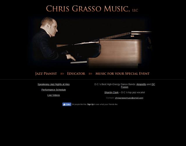 Chris Grasso Music wedding vendor photo