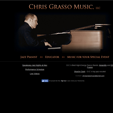 Chris Grasso Music wedding vendor preview