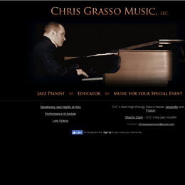 Chris Grasso Music photo