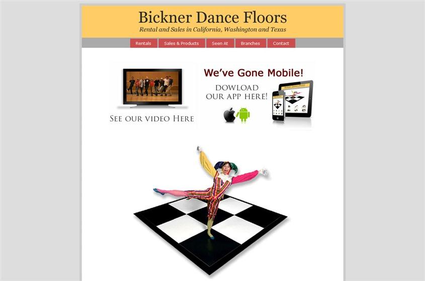 Bickner Dance Floors wedding vendor photo